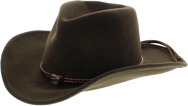 venderse como panqueques FB Fashion botas - - - Sombrero cowboy - para hombre  punto de venta barato