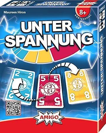 AMIGO Kartenspiel Unter Spannung