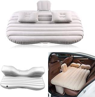 Lit de Voiture SUV pour Camping Osaloe Matelas Gonflable de Voiture avec Pompe Voyager 180x128x12cm Randonn/é et Utiliser /à la Maison