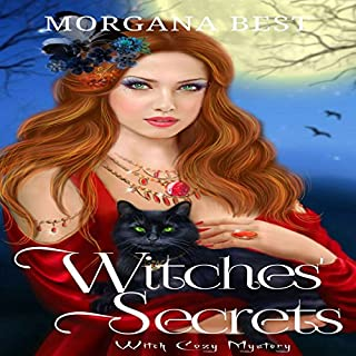 Witches' Secrets     Vampires and Wine, Book 2              By:                                                                                                                                 Morgana Best                               Narrated by:                                                                                                                                 Tiffany Dougherty                      Length: 5 hrs and 19 mins     9 ratings     Overall 3.7