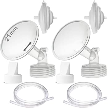 Amazon Com Nenesupply 19mm Flange Compatible With Spectra S2 Spectra S1 Breastpump Made By Nenesupply Not Original Spectra Pump Parts Not Original Spectra S2 Accessories Not Original Spectra Flange Baby