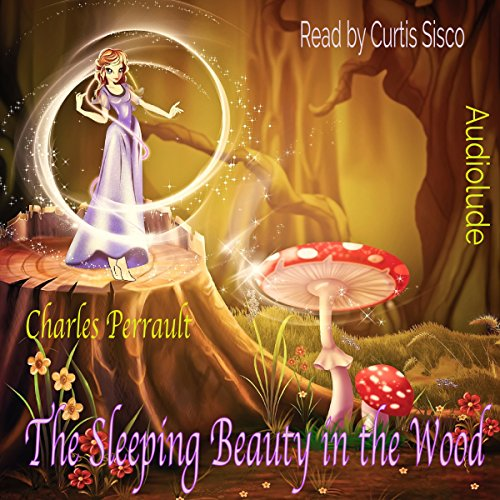 The Sleeping Beauty in the Wood audiobook cover art