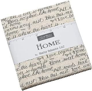 MODA Home Charm Pack by Kathy Schmitz; 42-5