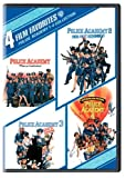 4 Film Favorites: Police Academy (Police Academy, Police Academy 2, Police Academy 3, Police Academy 4)