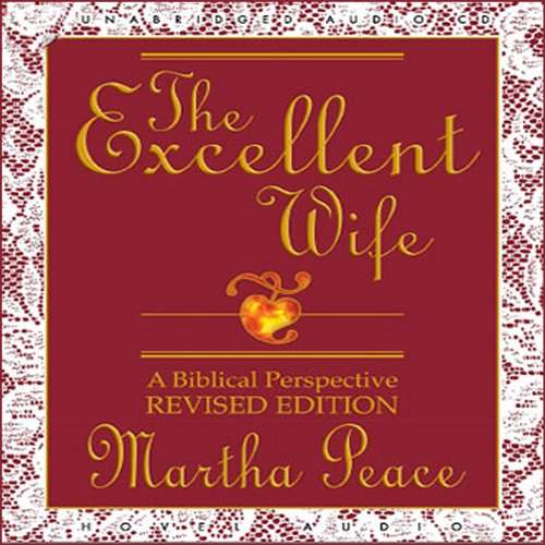The Excellent Wife audiobook cover art