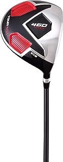 TOURMAX Golf Men's Litespeed High Launch 460cc 10.5° Golf Driver. Right Handed Premium Ultra Forgiving Uniflex Graphite Sh...