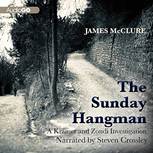 The Sunday Hangman audiobook cover art