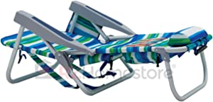 Tommy Bahama Zaino Sedia – Borsa Termica della – 5 Posizioni, Scarpette a Strappo Voltaic 3 Velcro Fade