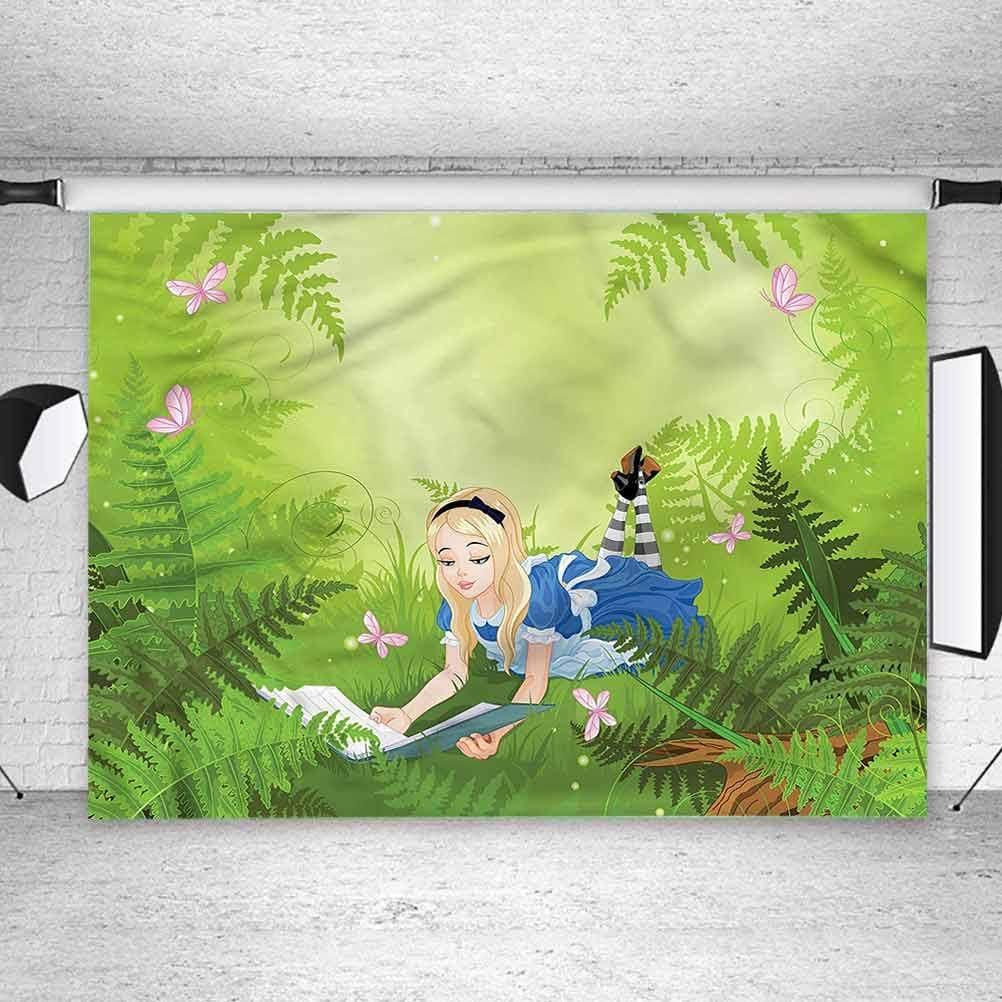 8x8FT Vinyl Wall Photography Backdrop,Aztec,Monochrome Arrow Motifs Background for Party Home Decor Outdoorsy Theme Shoot Props