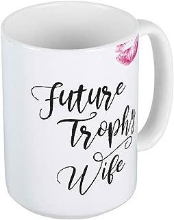 Carson Future Trophy Wife Bridal Boxed Mug