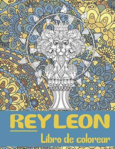 Rey Leon - Libro de colorear