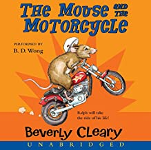 The Mouse and the Motorcycle CD (Ralph Mouse)