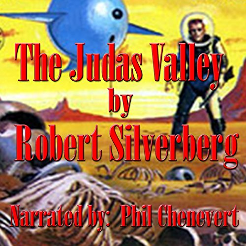 The Judas Valley audiobook cover art