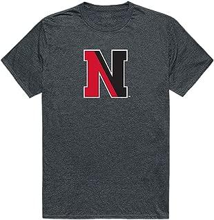Northeastern Huskies NCAA Mens t Shirt Cinder College Tee