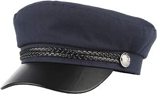 Men Women Yacht Captain Sailor Hat Newsboy Cabbie Baker Boy Peaked Beret Cap