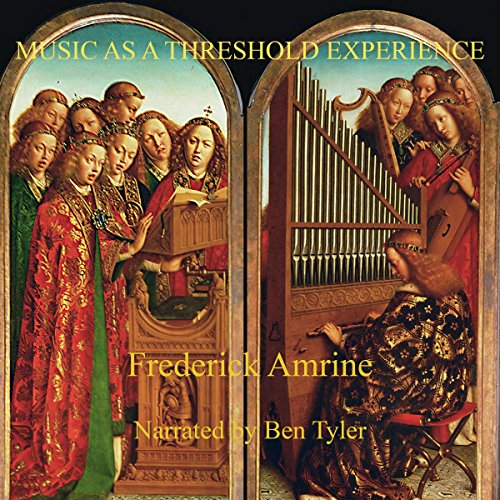 Music as a Threshold Experience audiobook cover art