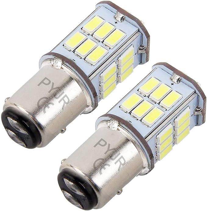 662 opinioni per P21/5w 1157 bay15d led Lampadina 5 watt 10-30V Ampia tensione, 50W equivalente,