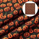 David accessories Halloween-Muster, kugelbedruckter