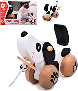 Classic World Pull-Along Doggy Toy