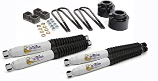 "Daystar, Ford F250 2.5"" Lift Kit, fits F250/350 2005 to 2017 4WD, All transmissions, All cabs KF09051BK, Made in America"