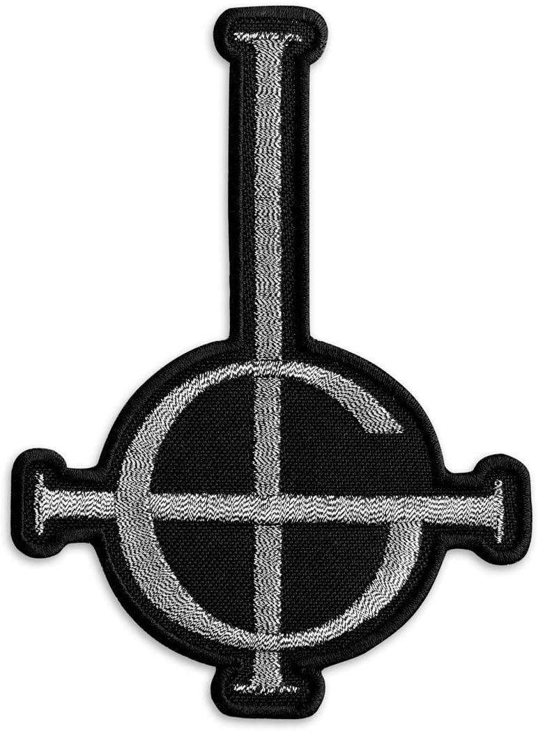 Ghost BC Grucifix Cross Symbol Award Heavy Doom E Metal Band Hard wholesale Rock