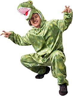 Disfraz de T-Rex Dino F142 Talla XL, Tyrannosaurus Dinosaur Costumes Disfraz para Hombres y Mujeres Adultos, Disfraz de Grupo para Parejas, Disfraz de Carnaval , Regalo de cumpleaños para el Carnaval