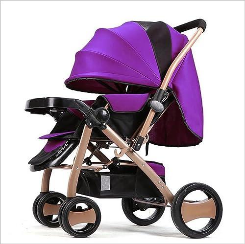entrega rápida Strollers DD Bicicleta de bebé La luz de la Carretilla Carretilla Carretilla del bebé Puede Estar sentando la Carretilla del bebé Que dobla el Carro de bebé de Cuatro Ruedas Baby BB Empuja el Carro de bebé Triciclo Bebe  están haciendo actividades de descuento