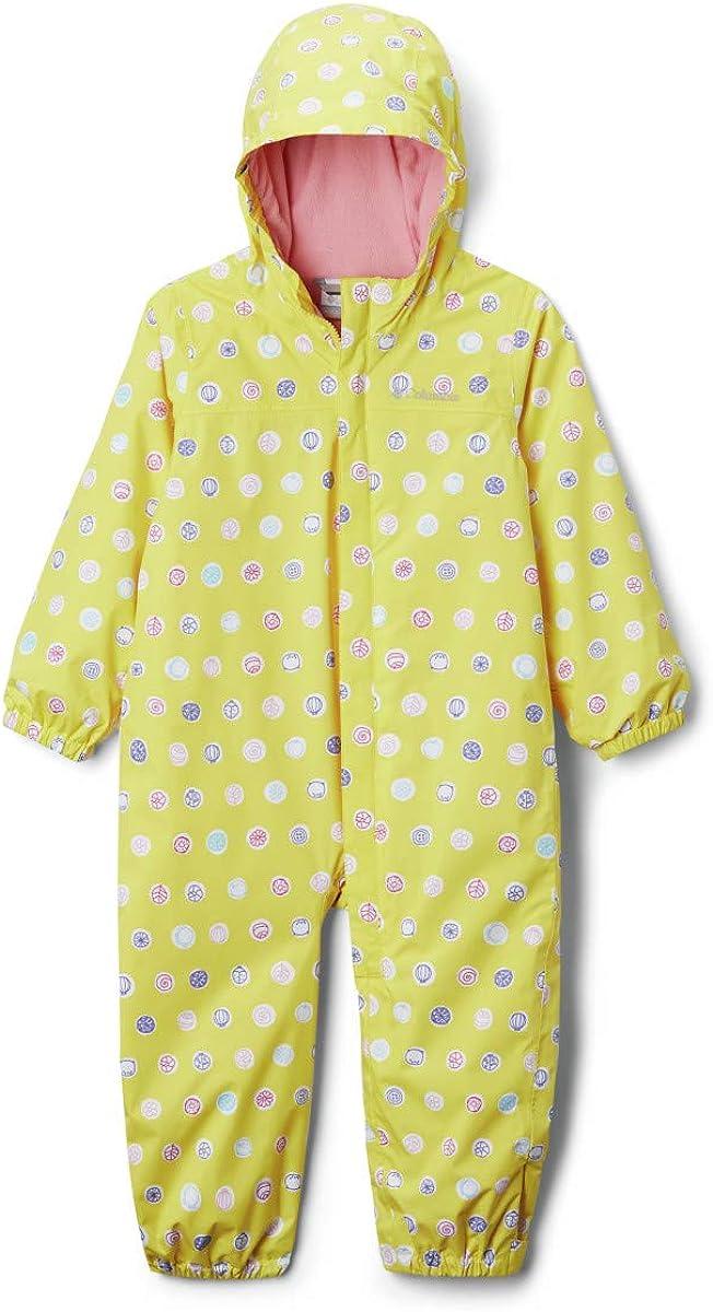Columbia Baby Critter Jitters/Printed Rain Suit Pants