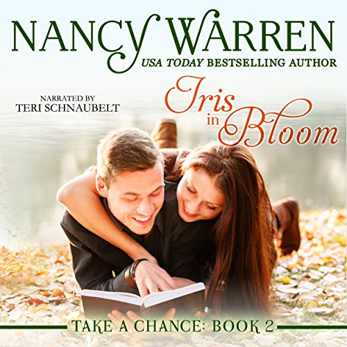 Iris in Bloom audiobook cover art