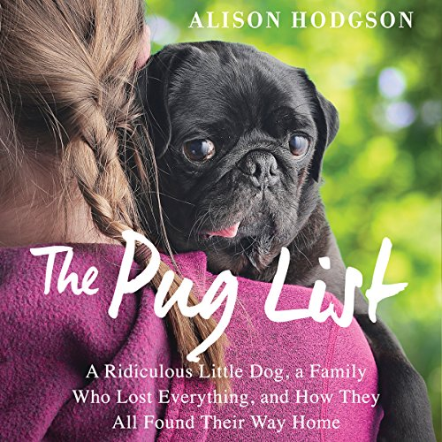 The Pug List audiobook cover art