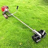grass cutter 52cc brush cutter grass trimmer lawn mower cropper garden cultivator attrezzo agricolo del timone