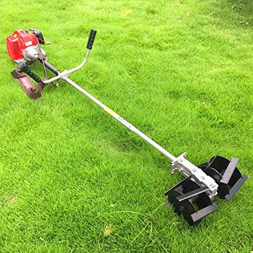 WG Grasschneider 52cc Freischneider Rasentrimmer Rasenmäher Cropper Gartengrubber Landwirtschaftliches Pinnenwerkzeug