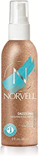 Norvell Dazzle Shimmering Mist with Glitters, 2 fl.oz.