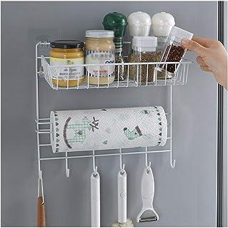 Organisateur de Stockage étagère de Rangement étagère de Rangement Organisateur de Cuisine Maison Armoire à épices Gain de...