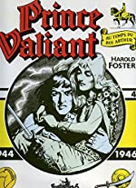 Prince Valiant - Au temps du roi Arthur de Hal Foster