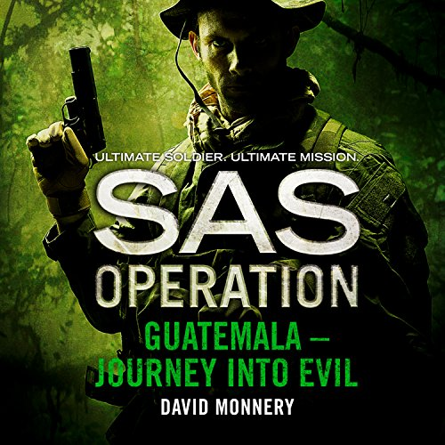 Guatemala - Journey into Evil audiobook cover art