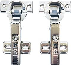 Blum 71T3590 Lot de 2 charni/ères /à clip 100 degr/és et plaque de montage r/églable 175H3100