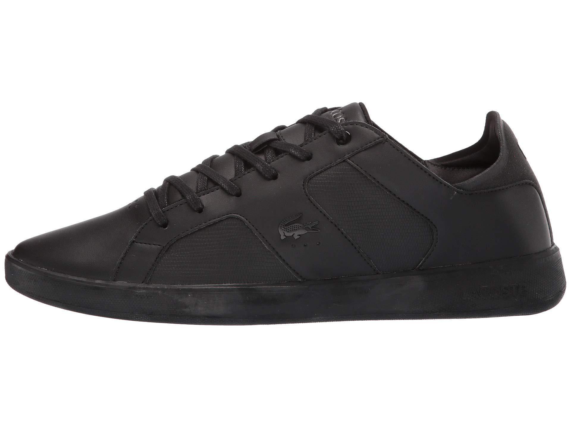 black Black 4 Lacoste Novas 119 wIqBTC