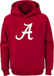 Outerstuff NCAA Youth 8-20 Team Color Performance Primary Logo Pullover Sweatshirt Hoodie