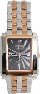Casual Watch for Men by Accurate, Multi Color, Rectangle, AMQ960RGT