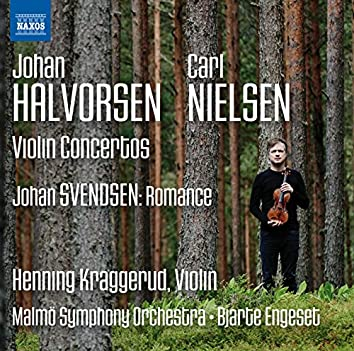 Halvorsen, Nielsen & Svendsen: Music for Violin & Orchestra