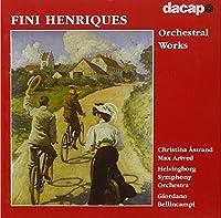 ヘンリケス:管弦楽曲