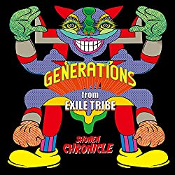 [Album]SHONEN CHRONICLE – GENERATIONS from EXILE TRIBE[FLAC + MP3]