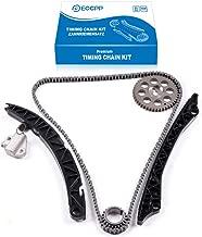 ECCPP Timing Chain Kit fits for 2009-2013 2.4L Suzuki Grand Vitara Kizashi 2010-2012 SX4 2.0L