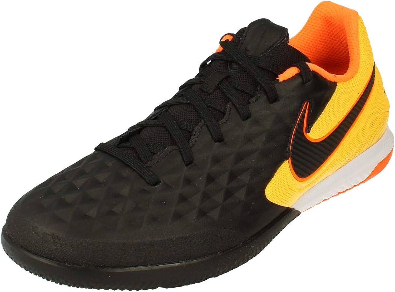 Amazon.com | Nike React Legend 8 Pro IC Mens Football Shoes At6134 ...