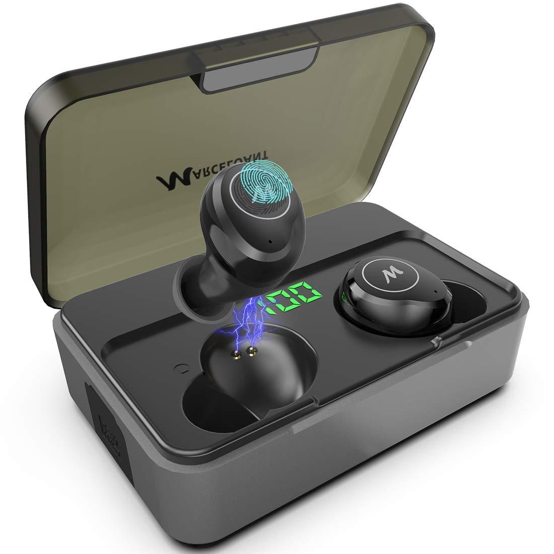 Wireless Marceloant Bluetooth Headphones High Fidelity