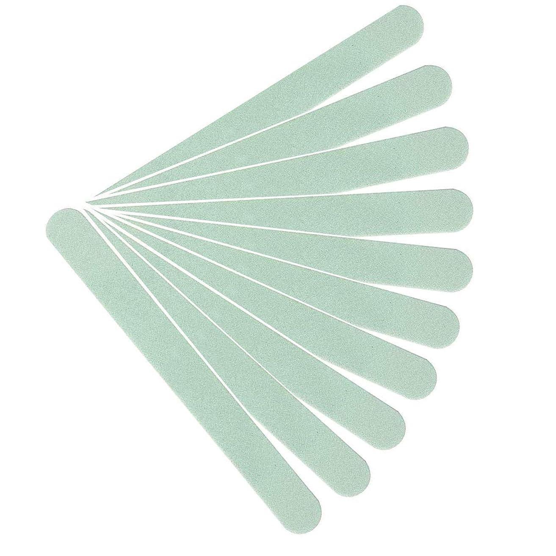 する計器フライト【kimari】(10本セット)kmr-005ネイルシャイナー 600/3000グリット スポンジファイル ソフトファイル ネイルポリッシュファイル