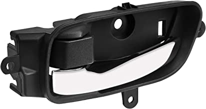 YITAMOTOR Chrome Front or Rear Left Driver Side Door Handle Compatible for 2013-2015 Nissan Pathfinder, Altima Replacement 80671-3TA0D