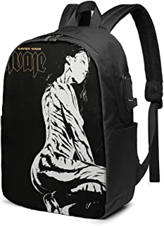 Bolsa para computadora mochila USB Kaydy Cain Business Travel Laptops Backpack,Unisex College Commuter Usb Backpack