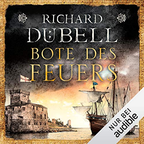 Bote des Feuers audiobook cover art